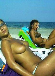 Любительское фотографии голых девушек и женщин - фото #3