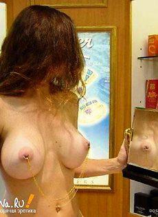 Любительское фотографии голых девушек и женщин - фото #6