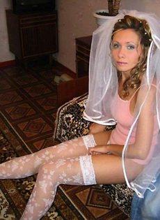 Развратные невесты голые, обнажённые(94 фото) - фото #1
