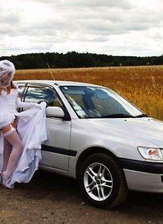 Развратные невесты голые, обнажённые(94 фото) - фото #2