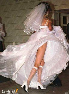Развратные невесты голые, обнажённые(94 фото) - фото #4