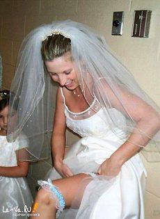Развратные невесты голые, обнажённые(94 фото) - фото #5