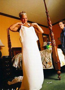Развратные невесты голые, обнажённые(94 фото) - фото #7