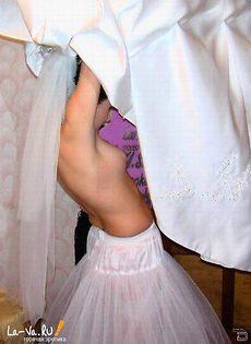 Развратные невесты голые, обнажённые(94 фото) - фото #12