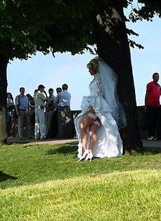 Развратные невесты голые, обнажённые(94 фото) - фото #14