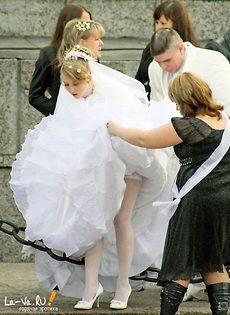 Развратные невесты голые, обнажённые(94 фото) - фото #16