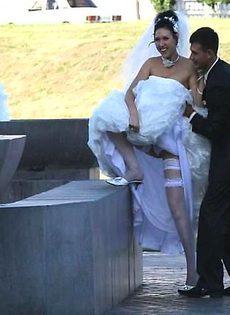 Развратные невесты голые, обнажённые(94 фото) - фото #18