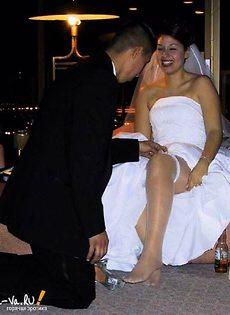 Развратные невесты голые, обнажённые(94 фото) - фото #22
