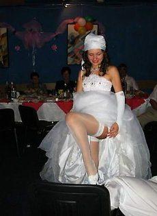 Развратные невесты голые, обнажённые(94 фото) - фото #26