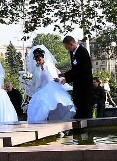 Развратные невесты голые, обнажённые(94 фото) - фото #27