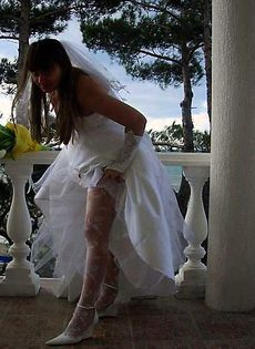 Развратные невесты голые, обнажённые(94 фото) - фото #29