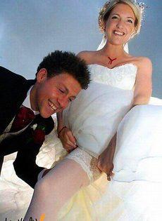 Развратные невесты голые, обнажённые(94 фото) - фото #30