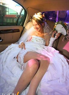 Развратные невесты голые, обнажённые(94 фото) - фото #32