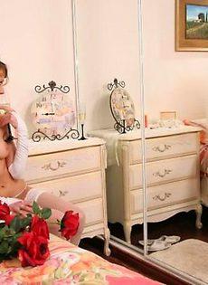 Развратные невесты голые, обнажённые(94 фото) - фото #35