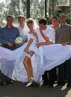 Развратные невесты голые, обнажённые(94 фото) - фото #36