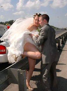 Развратные невесты голые, обнажённые(94 фото) - фото #39