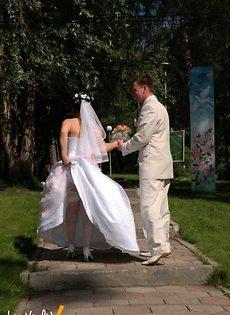 Развратные невесты голые, обнажённые(94 фото) - фото #40