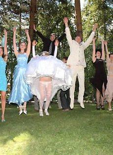 Развратные невесты голые, обнажённые(94 фото) - фото #41