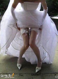 Развратные невесты голые, обнажённые(94 фото) - фото #42