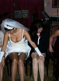Развратные невесты голые, обнажённые(94 фото) - фото #44