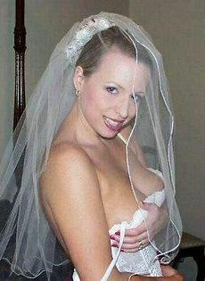 Развратные невесты голые, обнажённые(94 фото) - фото #46