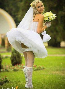 Развратные невесты голые, обнажённые(94 фото) - фото #49