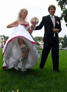 Развратные невесты голые, обнажённые(94 фото) - фото #64