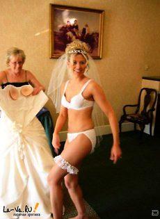 Развратные невесты голые, обнажённые(94 фото) - фото #69