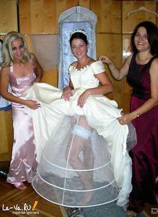 Развратные невесты голые, обнажённые(94 фото) - фото #70