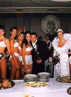 Развратные невесты голые, обнажённые(94 фото) - фото #75