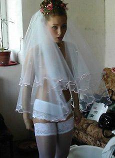 Развратные невесты голые, обнажённые(94 фото) - фото #77
