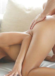 Красивое половое сношение с изумительной подружкой - фото #13