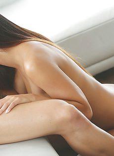Очень нежный и чувствительный оральный секс с утра - фото #15
