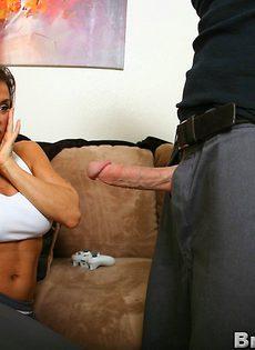 Секс фото зрелой развратницы с силиконовыми сиськами - фото #1