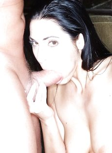 Veronica Rayne получает пенис внутрь влажного влагалища - фото #3