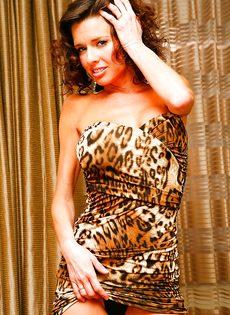 Эротические и откровенные фото гламурной женщины - фото #1