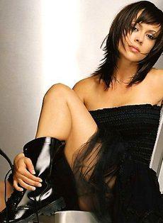 Сексуальные фото Алиссы Милано (Alyssa Milano) - фото #3
