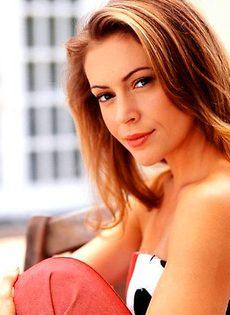 Сексуальные фото Алиссы Милано (Alyssa Milano) - фото #7