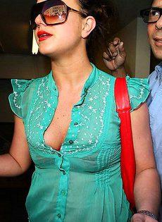 Девушка звезда застуканная папарациями - фото #14