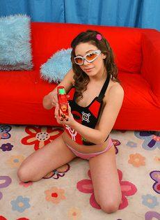 Домашние секс фото молодой девушки - фото #11