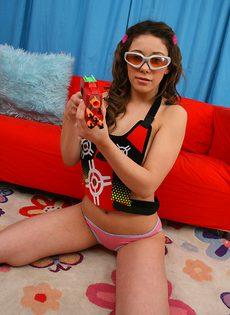 Домашние секс фото молодой девушки - фото #12