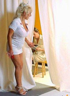 Медсестра смогла склонить больного пациента для занятия сексом