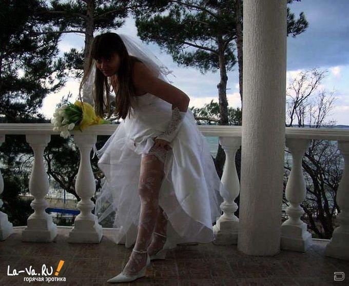 Развратные невесты голые, обнажённые(94 фото)