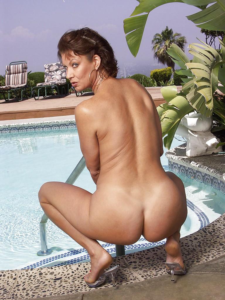 Женщина не упустила возможность попозировать на курорте