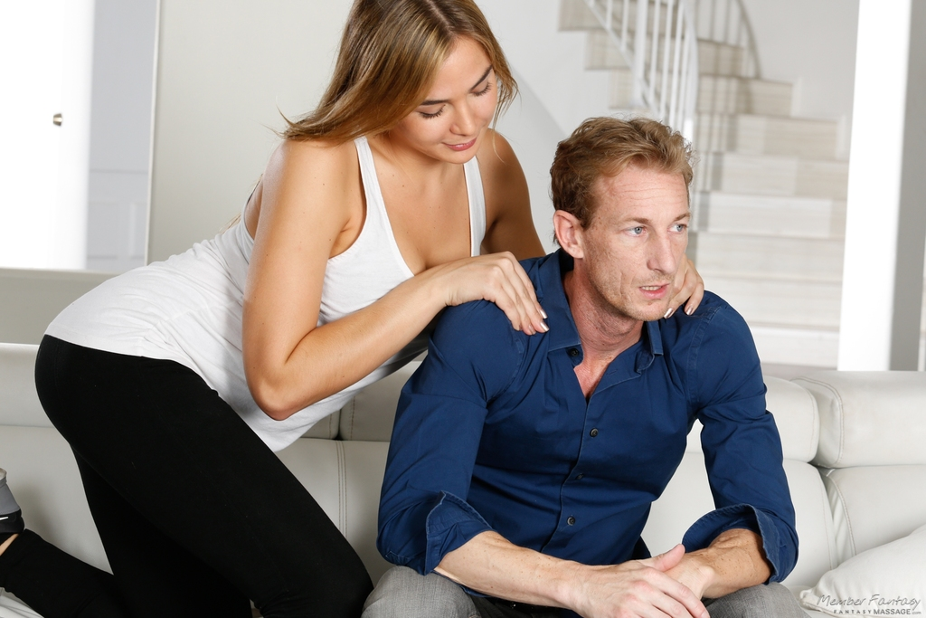 Бурный половой акт с двумя раскрепощенными красавицами