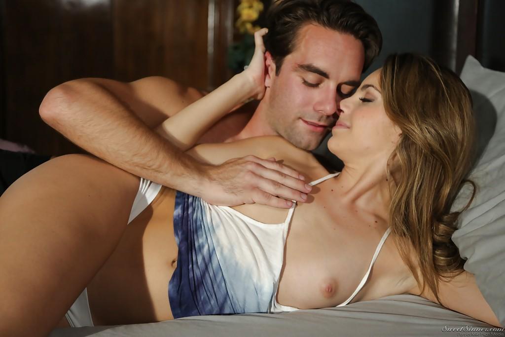 Оральный и вагинальный секс с мужем