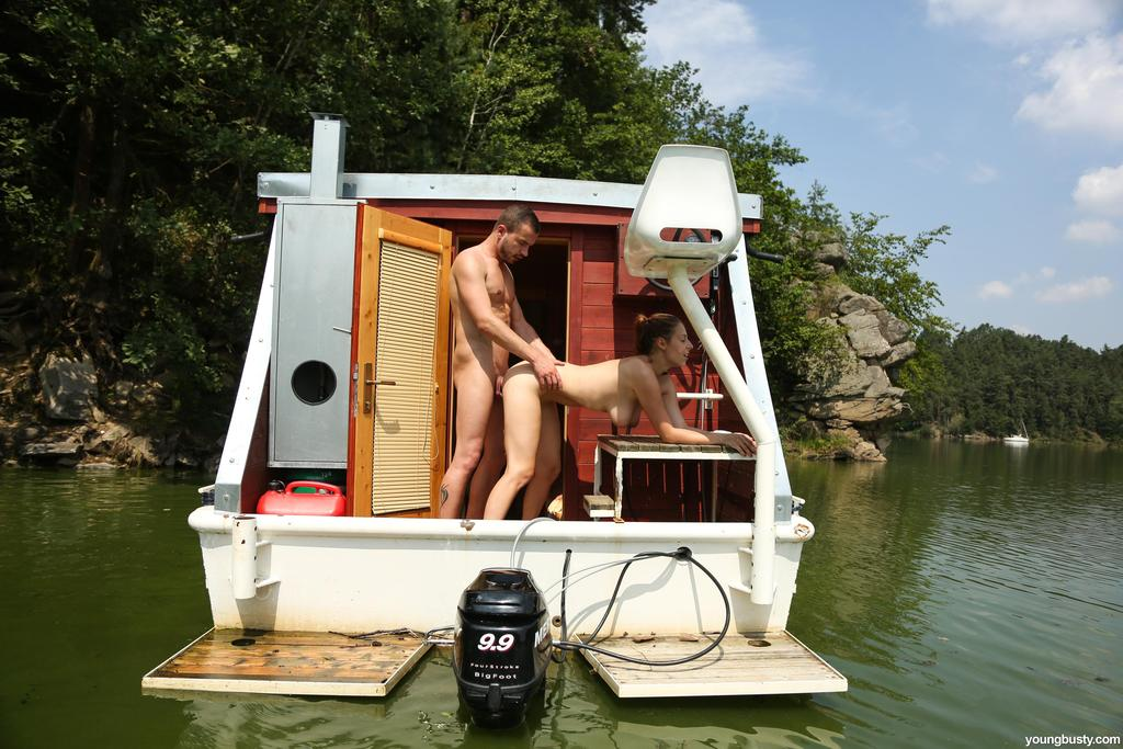 Порево на яхте
