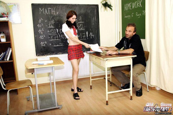 Злой учитель - фото #2