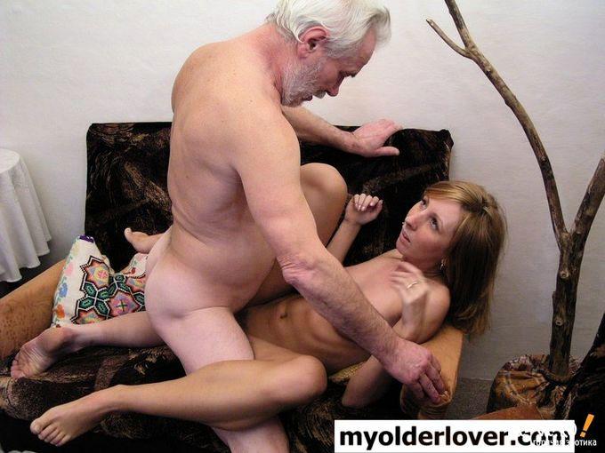 Жесткий секс сос стариками в картинках