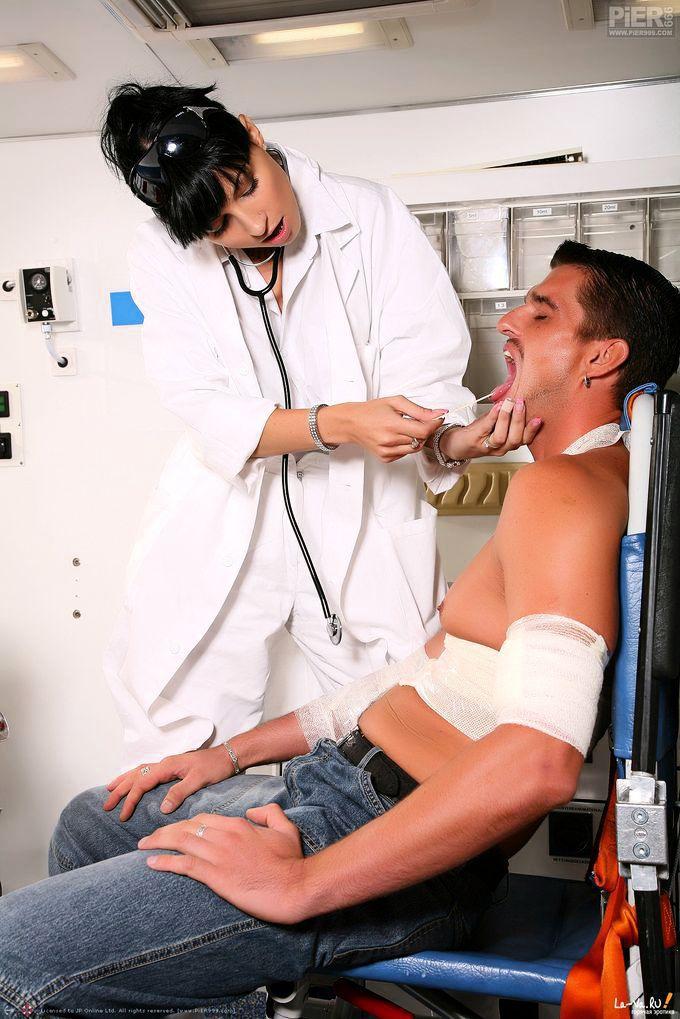 Доктор исполнила волю больного пациента
